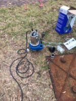 Sewer Pump Installers Randburg – 0810432004