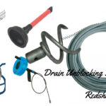 drain unblocking tools